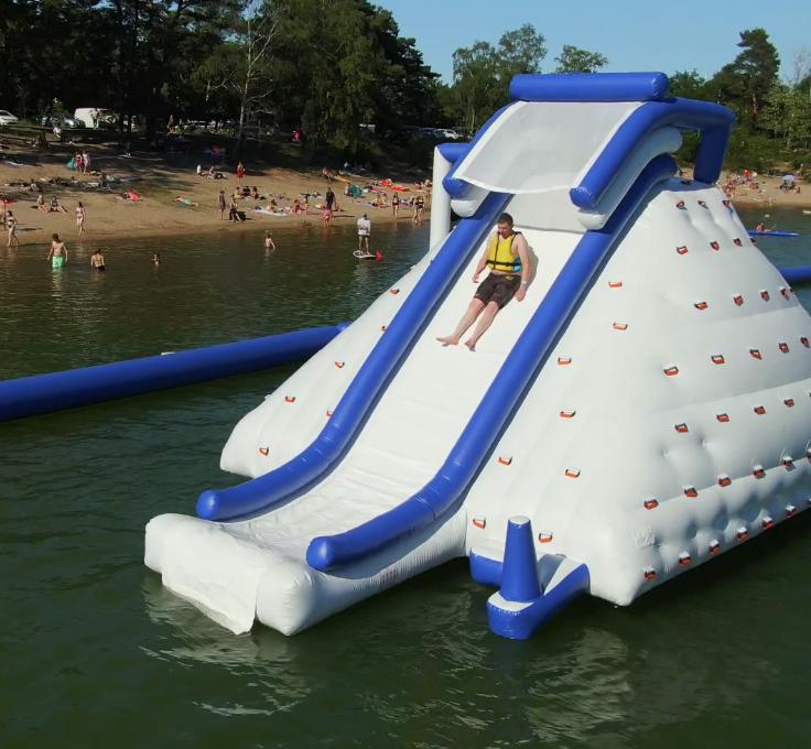 Kindergeburtstag am Aquapark